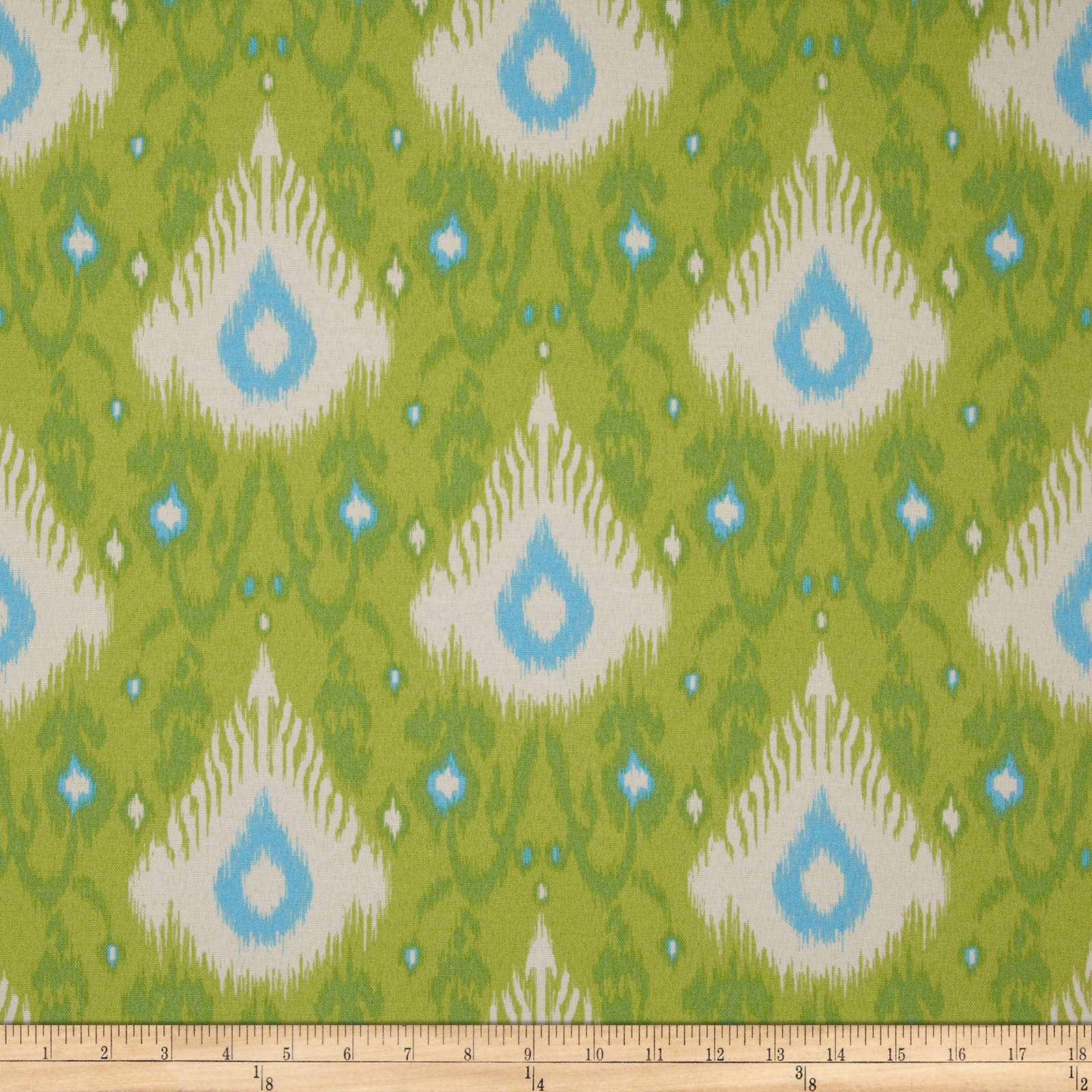 Swavelle/Mill Creek Indoor/Outdoor Chipego Kiwi Fabric