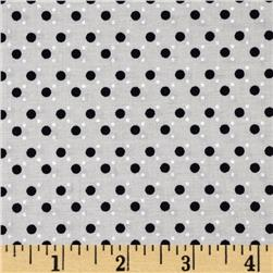 Small Dots Grey