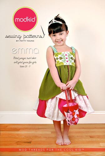 Modkid Emma Sewing Pattern