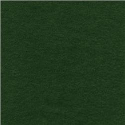 The Season Wool Collection Wool Melton Murky Green