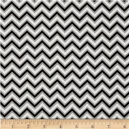 Anything Goes Basics Chevron Black