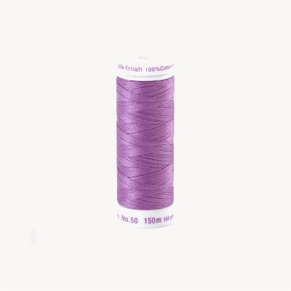 Mettler Cotton All Purpose Thread Dark Orchid