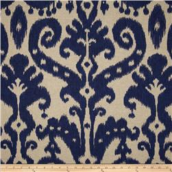 Lacefield Marrakesh Blend Indigo Fabric