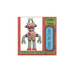 Freddies Friends Ronnie The Robot Pattern