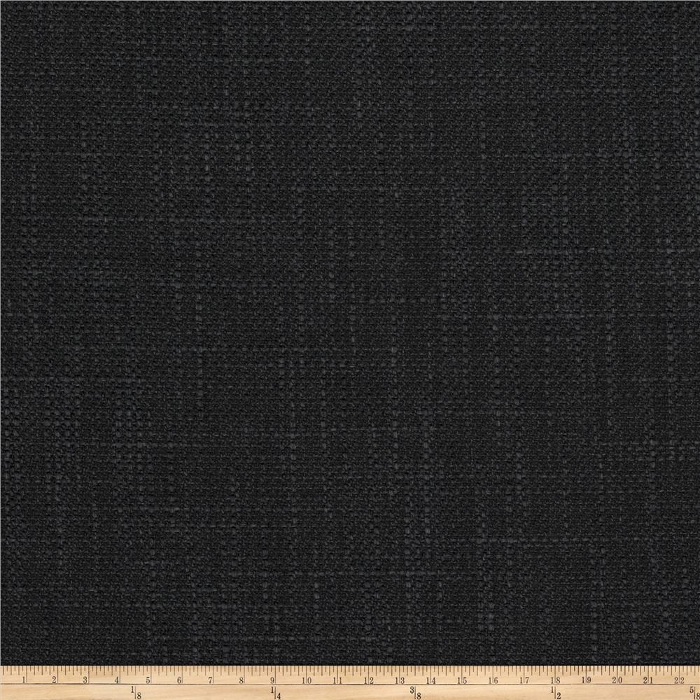 Fabricut tempest basketweave charcoal discount designer for Fabric purchase