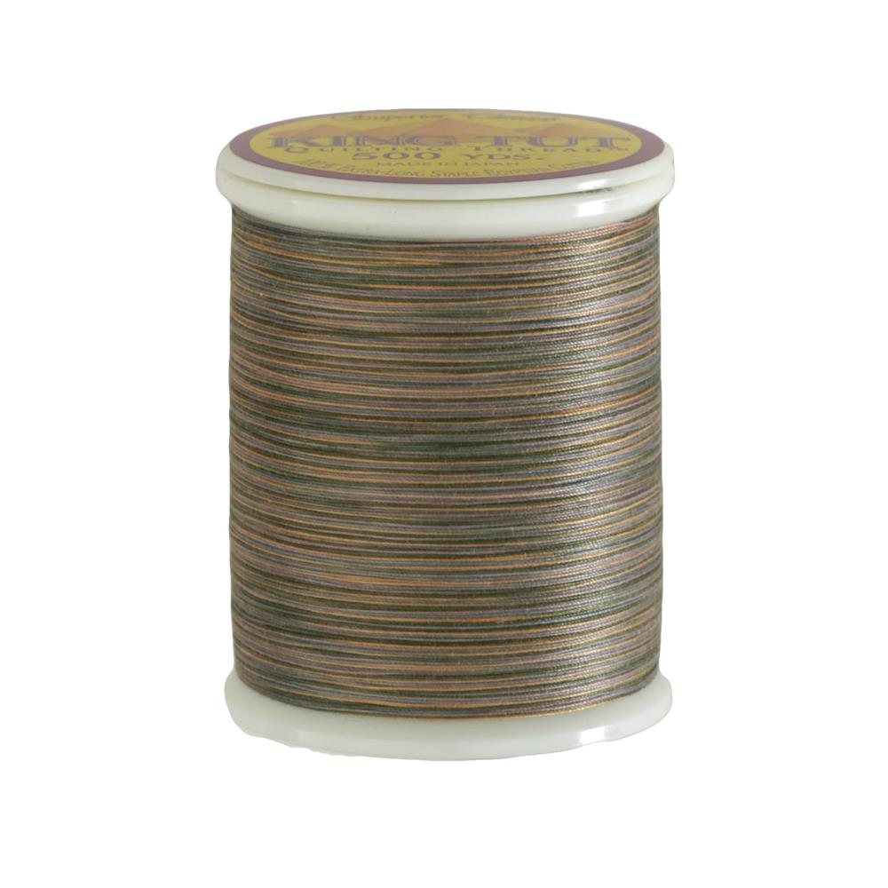 Superior King Tut Cotton Quilting Thread 3-ply 40wt 500yds Caravan
