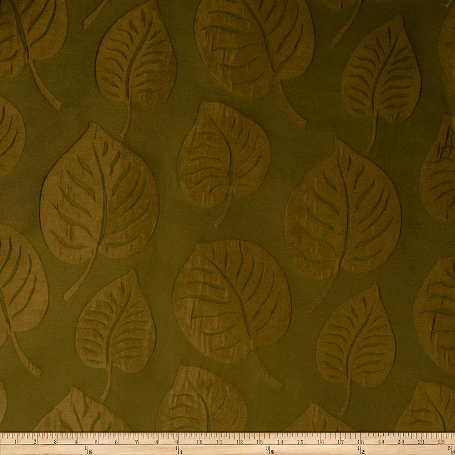 Trend 1663 Faux Silk Olive