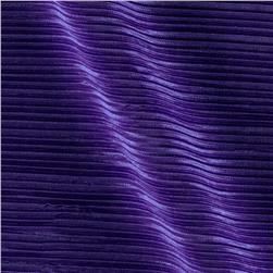 Plisse Single Knit Purple