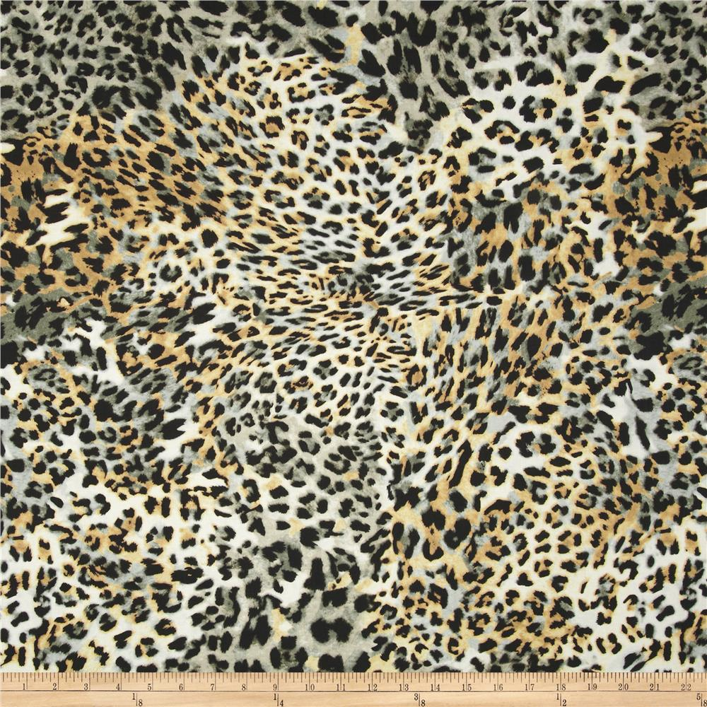 Leopard Off White/Tan