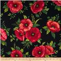 Poppy Panache Black/Multi
