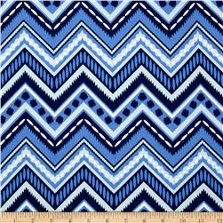Terrasol Indoor/Outdoor Peaks Maritime Fabric
