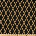 Tommy Bahama Indoor/Outdoor Bamboo Gate Coal