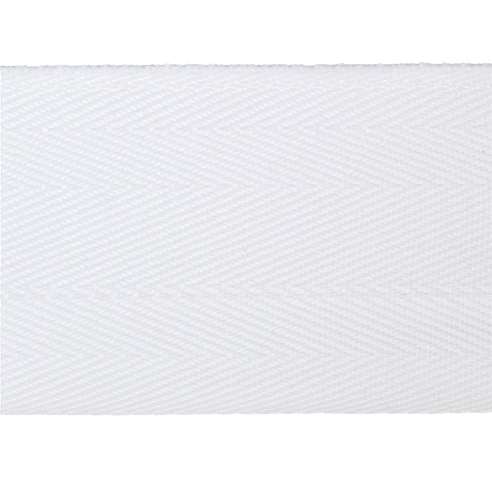 2'' Rug Binding White - By the Yard