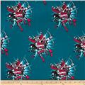 Marvel Comics Dot Burst Dark Teal