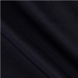 Kaufman Uniform Basics Ventura Microfiber Twill Navy Fabric