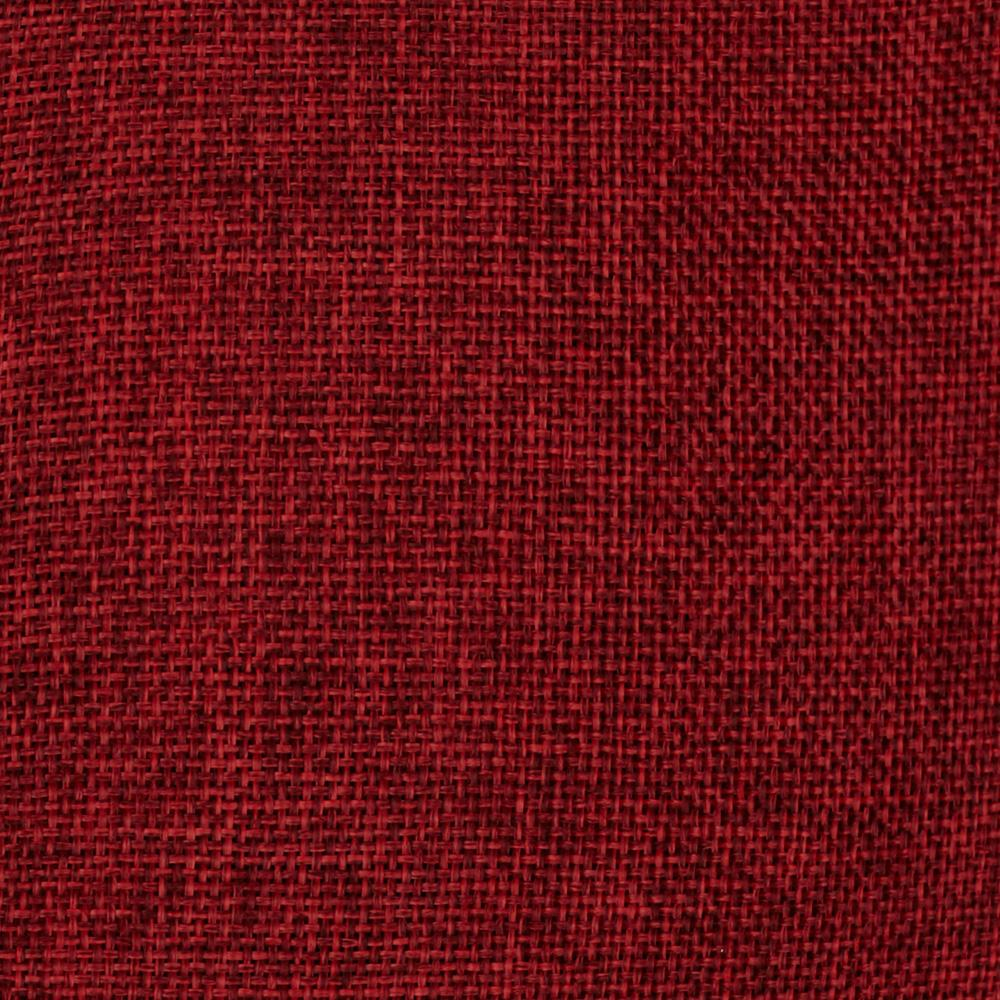 Vintage poly burlap burgundy discount designer fabric for Fabric cloth material