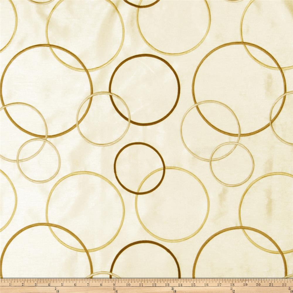 Trend 2436 Faux Silk Champagne