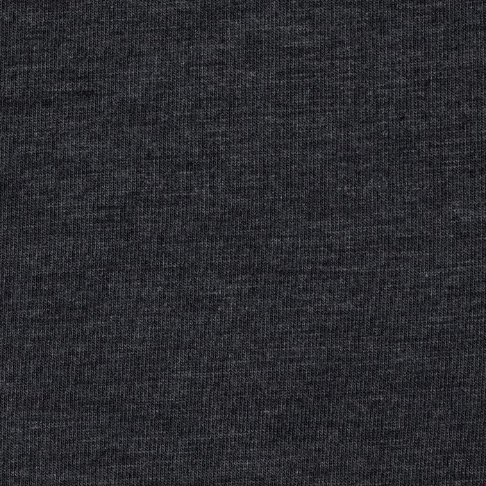 Cielo Stretch Rayon Blend Jersey Knit Heather Charcoal
