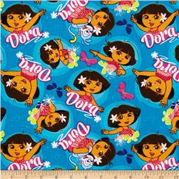 Nickelodeon Dora A Day at the Beach Dancing Dora Aqua