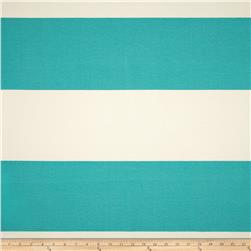 Premier Prints Indoor/Outdoor Cabana Stripe Ocean Fabric