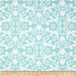 Riley Blake Kensington Damask Blue
