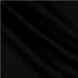 Kaufman Brussels Washer Linen Blend Black Fabric