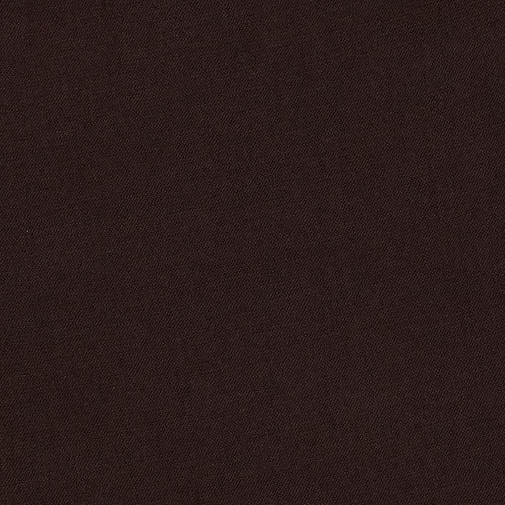 Rayon Spandex Jersey Knit Dark Brown
