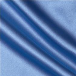 Barcelona Spandex Stretch Satin Periwinkle
