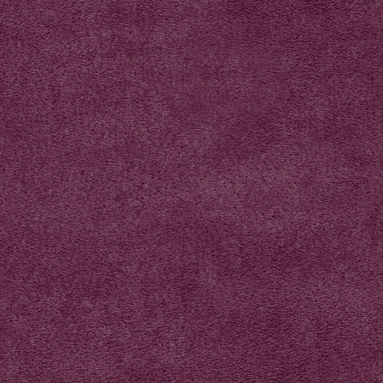 Doux Cotton Velvet Dark Purple Fabric