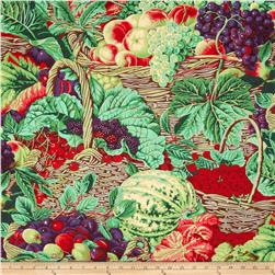 Kaffe Fassett Spring 2014 Collective Meadow Market Basket