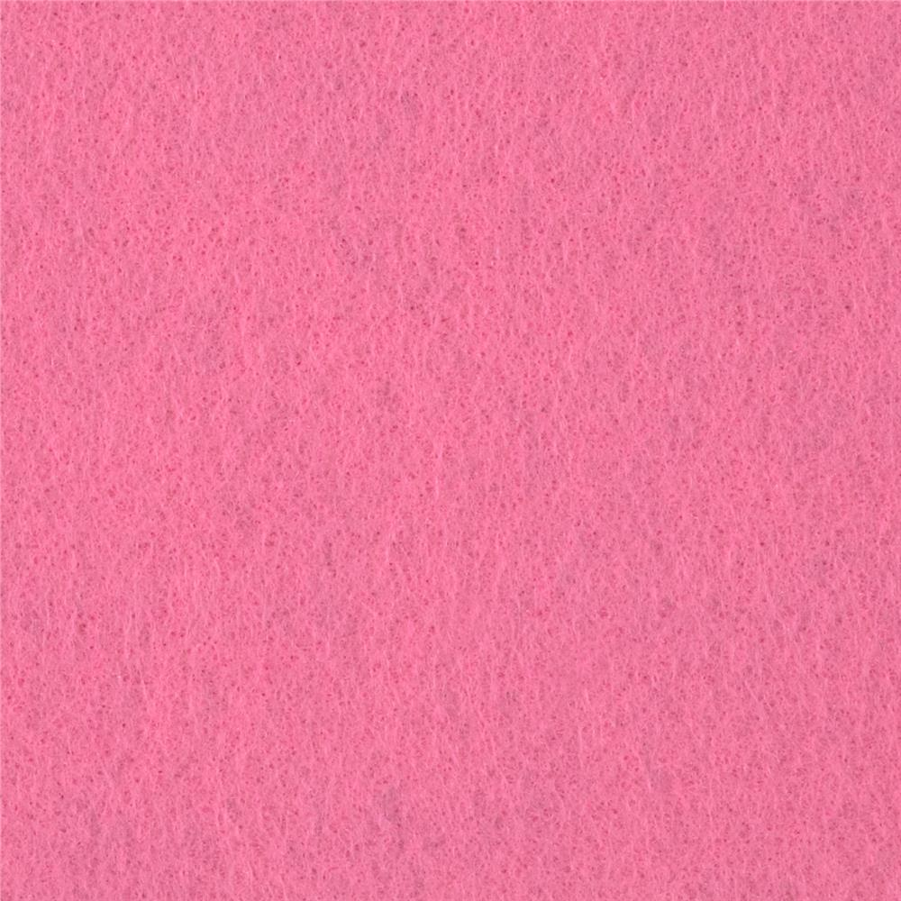 Rainbow Classic Felt 9'' x 12'' Cut Craft Felt Candy Pink