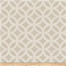 Fabricut Wow Lattice Jacquard Fog