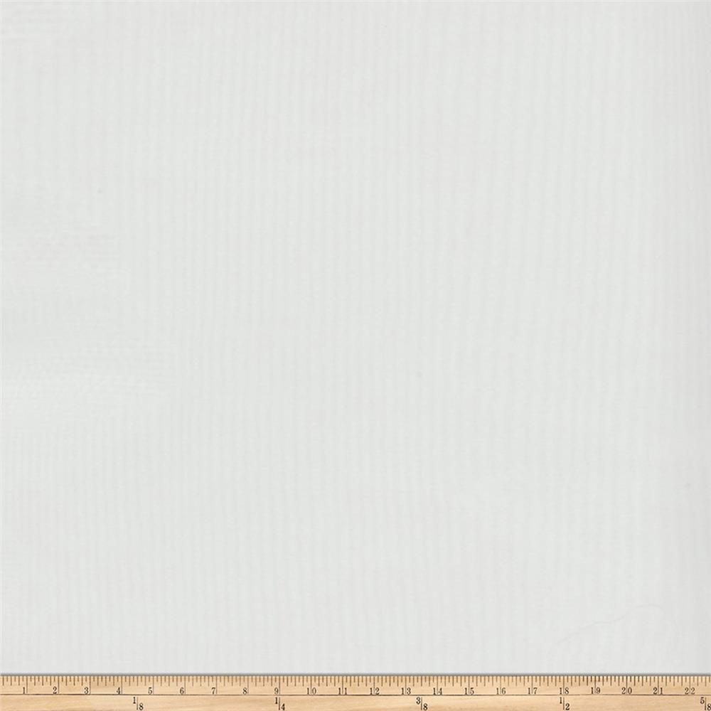 "Trend 02299 113"" Wide Drapery Sheer Snow"