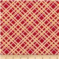 Gramercy Hudson Plaid Dark Pink