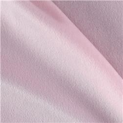 Velour Solid Baby Pink