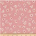 Penny Rose Chatterbox Aprons Gingham Red