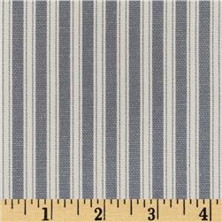 Magnolia Home Fashions Polo Stripe Sail Blue