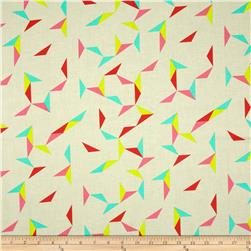 Cotton & Steel Moonlit Tangrams Cream