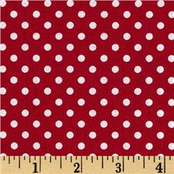 Fan-Tastic Dot Red