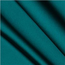 Stretch Charmeuse Satin Teal