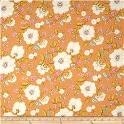 Riley Blake Calliope Large Floral Orange