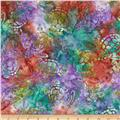 Michael Miller Batik Sea Turtles Mermaid