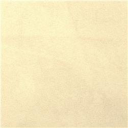 Ramtex Microsuede Ivory