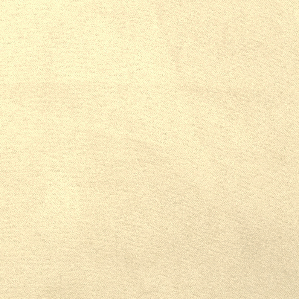 Ramtex Microsuede Ivory Fabric by Ramtex in USA
