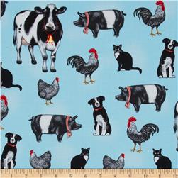 Everyday Favorites Farm Animals Sky