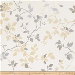 Fabricut 75011w Kern Wallpaper Opal 04 (Double Roll)