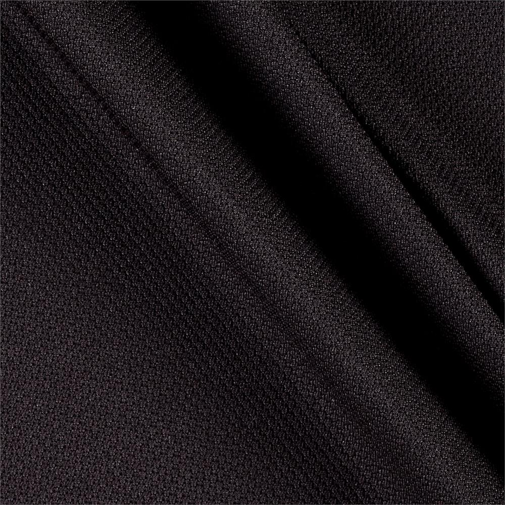 Mesh Spandex Knit Black