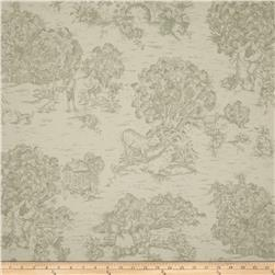 Magnolia Home Fashions Quaker Toile Spa Fabric