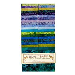 "Island Batik Hummingbird 2.5"" Strip Pack"