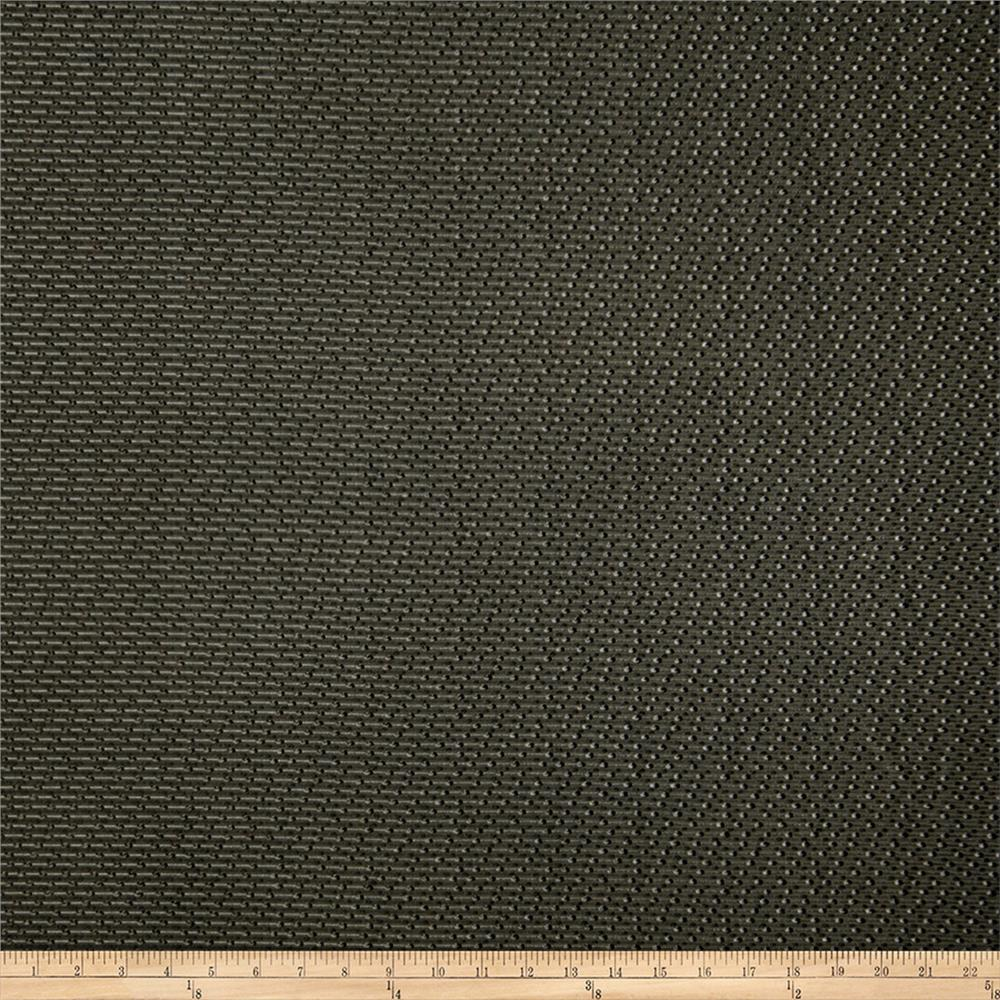 Fabricut viticcio jacquard black smoke discount designer for Jacquard fabric